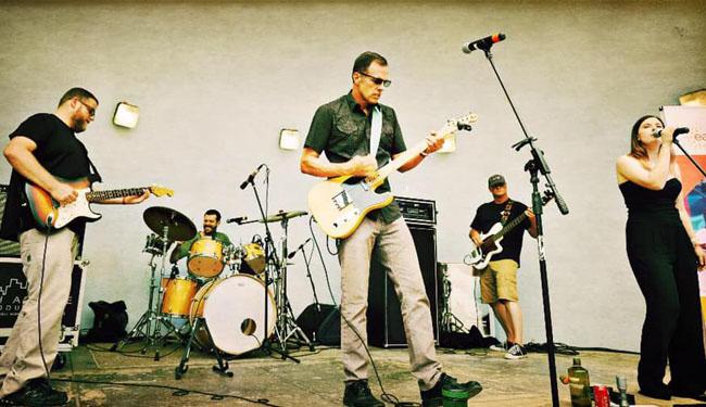 The Craig Green Band