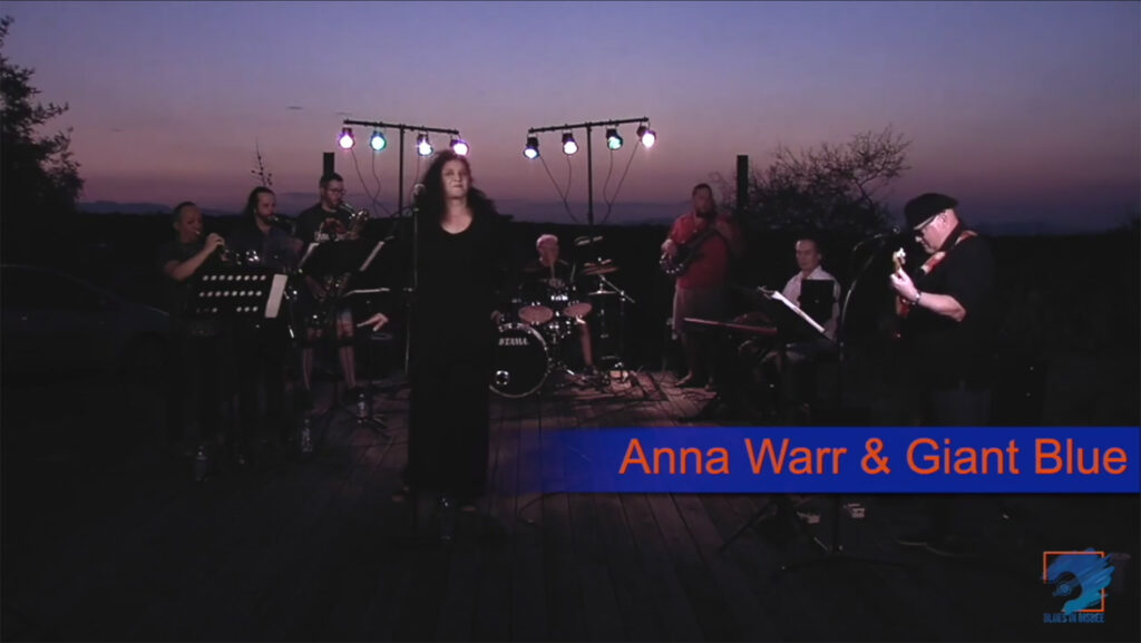 Anna Warr & Giant Blue